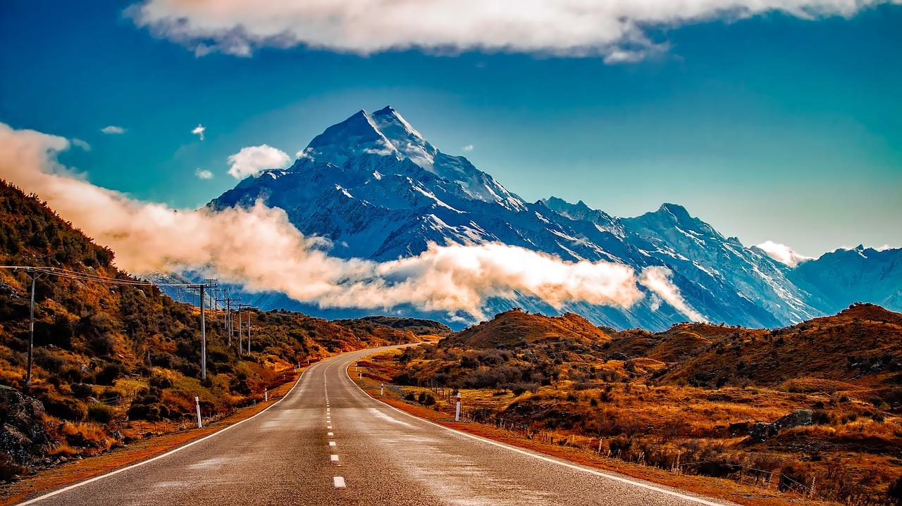 Een roadtrip door Nieuw-Zeeland