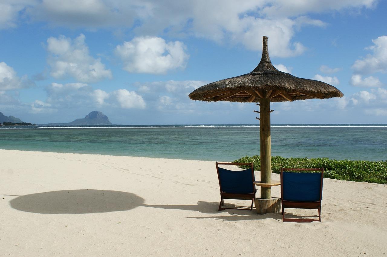 Roadtrip door Mauritius