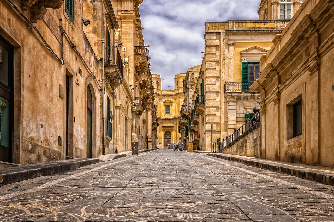 Roadtrip op Sicilië