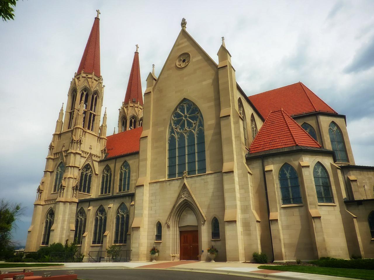 kathedraal st. helena